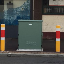 Custom EAB Bollards Perth WA